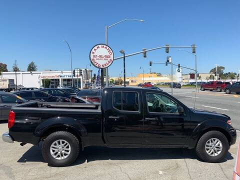 2014 Nissan Frontier for sale at San Mateo Auto Sales in San Mateo CA