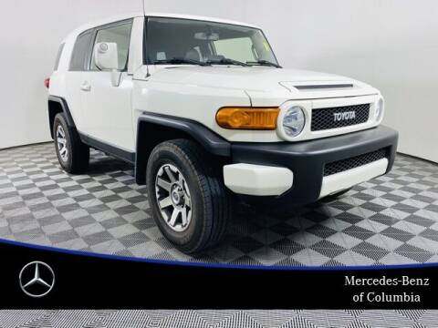 2014 Toyota FJ Cruiser for sale at Preowned of Columbia in Columbia MO