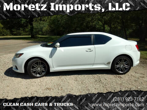 2011 Scion tC for sale at Moretz Imports, LLC in Spring TX