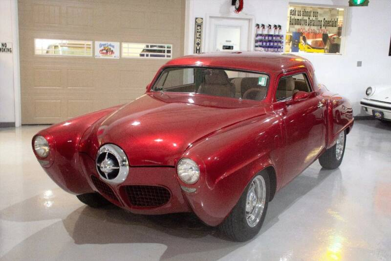 1950 Studebaker Champion for sale at Great Lakes Classic Cars in Hilton NY