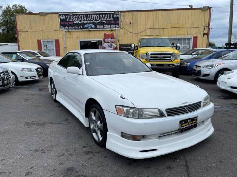 1994 Toyota MARK 2 for sale at Virginia Auto Mall - JDM in Woodford VA