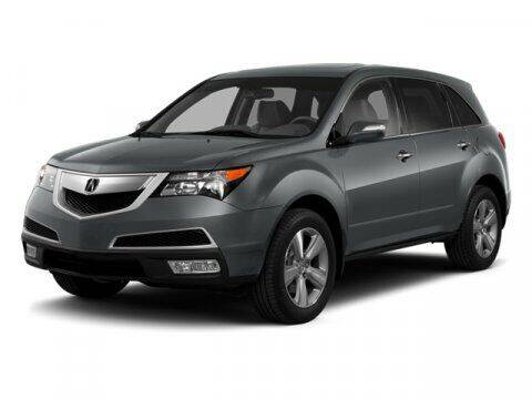 2013 Acura MDX for sale at Park Place Motor Cars in Rochester MN