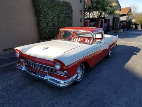 1957 Ford Ranchero for sale at Classic Car Deals in Cadillac MI