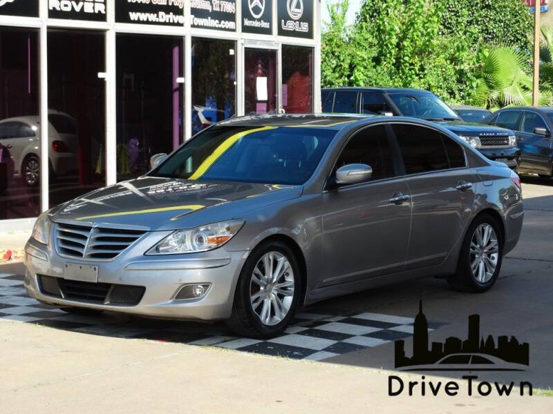 2011 Hyundai Genesis for sale at Drive Town in Houston TX