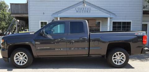 2016 Chevrolet Silverado 1500 for sale at Coastal Motors in Buzzards Bay MA