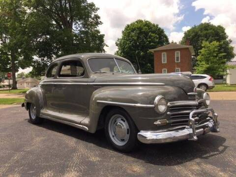 1948 Plymouth Coupe for sale at Haggle Me Classics in Hobart IN