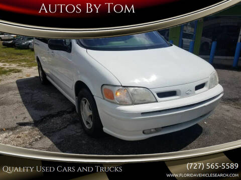 1998 Oldsmobile Silhouette for sale at Autos by Tom in Largo FL