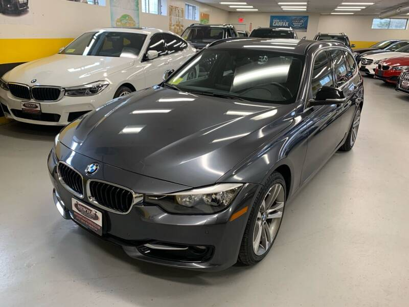 2015 BMW 3 Series for sale at Newton Automotive and Sales in Newton MA
