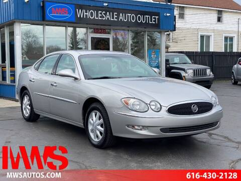2006 Buick LaCrosse for sale at MWS Wholesale  Auto Outlet in Grand Rapids MI