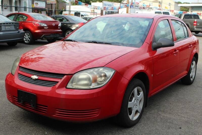 2008 Chevrolet Cobalt for sale at Grasso's Auto Sales in Providence RI