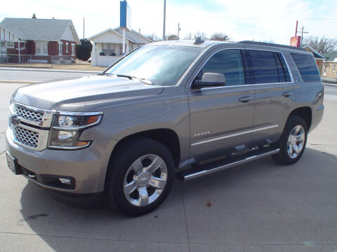 2018 Chevrolet Tahoe for sale at World of Wheels Autoplex in Hays KS