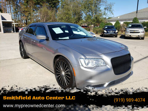 2016 Chrysler 300 for sale at Smithfield Auto Center LLC in Smithfield NC