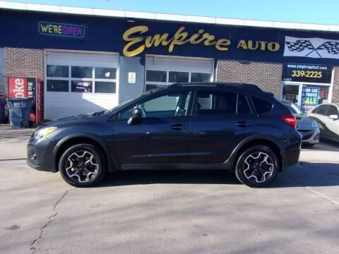 2014 Subaru XV Crosstrek for sale at Empire Auto Sales in Sioux Falls SD
