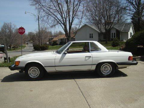 1982 Mercedes-Benz 380-Class for sale at Haggle Me Classics in Hobart IN