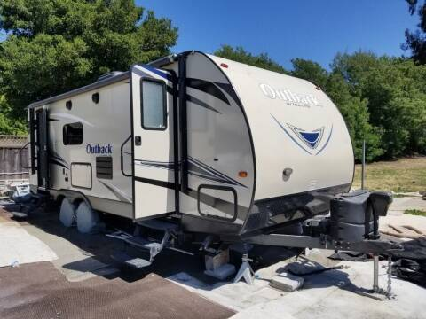 2017 Keystone 250URS for sale at Lucky Auto Sale in Hayward CA