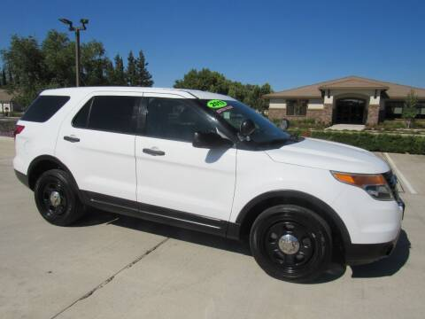 2013 Ford Explorer for sale at Repeat Auto Sales Inc. in Manteca CA