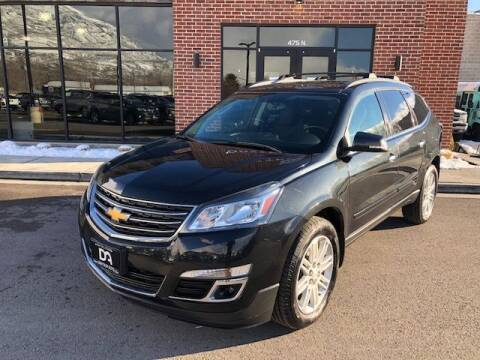 2015 Chevrolet Traverse for sale at Dastrup Auto in Lindon UT