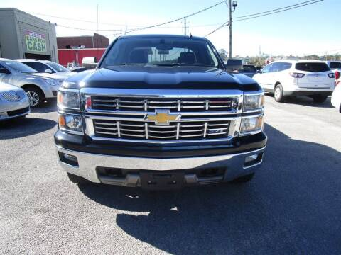 2014 Chevrolet Silverado 1500 for sale at DERIK HARE in Milton FL
