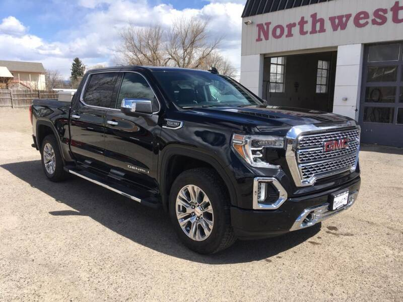 2019 GMC Sierra 1500 for sale at Northwest Auto Sales & Service Inc. in Meeker CO