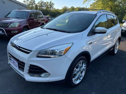 2013 Ford Escape for sale at MBL Auto Woodford in Woodford VA