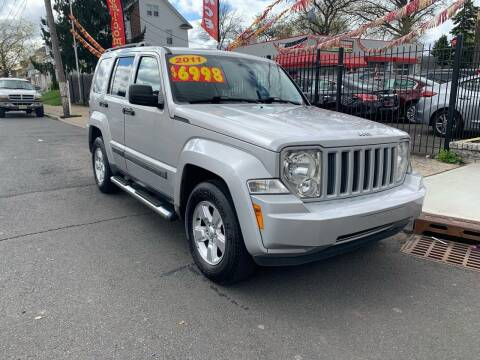 2011 Jeep Liberty for sale at Metro Auto Exchange 2 in Linden NJ