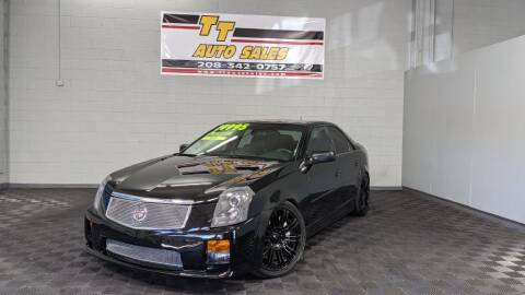 2005 Cadillac CTS-V for sale at TT Auto Sales LLC. in Boise ID