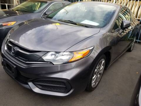 2015 Honda Civic for sale at Ournextcar/Ramirez Auto Sales in Downey CA
