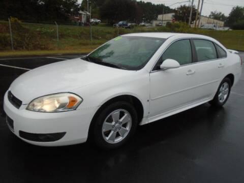2010 Chevrolet Impala for sale at Atlanta Auto Max in Norcross GA