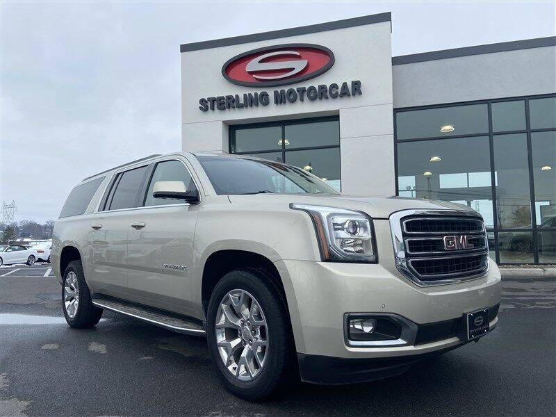 2015 GMC Yukon XL for sale at Sterling Motorcar in Ephrata PA