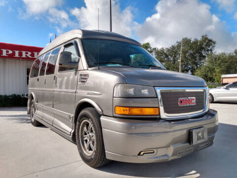 2013 GMC Savana Cargo for sale at Empire Automotive Group Inc. in Orlando FL