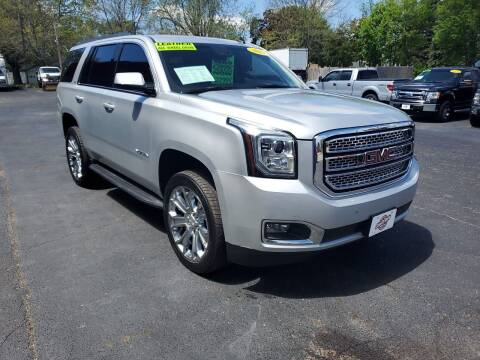 2015 GMC Yukon for sale at Stach Auto in Janesville WI