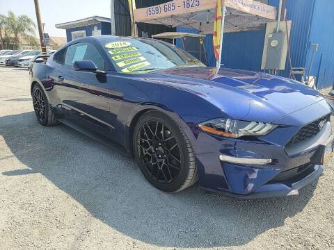 2018 Ford Mustang for sale at La Playita Auto Sales Tulare in Tulare CA