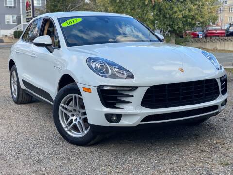 2017 Porsche Macan for sale at Best Cars Auto Sales in Everett MA
