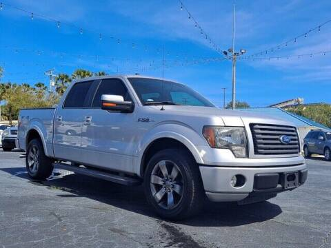 2010 Ford F-150 for sale at Select Autos Inc in Fort Pierce FL