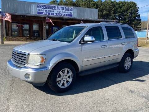 2008 Chrysler Aspen for sale at Greenbrier Auto Sales in Greenbrier AR