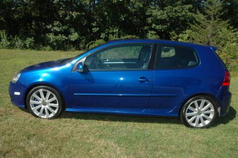 2008 Volkswagen R32 for sale at Bruce H Richardson Auto Sales in Windham NH