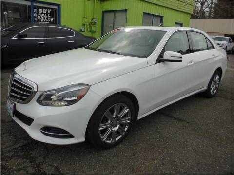 2014 Mercedes-Benz E-Class for sale at Klean Carz in Seattle WA