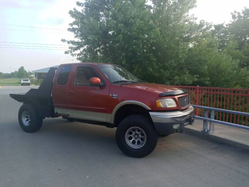 2000 Ford F-150 for sale at Cars Made Simple in Union MO
