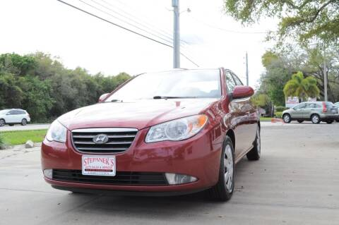 2008 Hyundai Elantra for sale at STEPANEK'S AUTO SALES & SERVICE INC. in Vero Beach FL