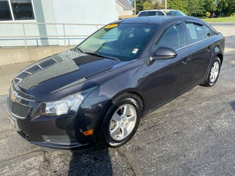2014 Chevrolet Cruze for sale at Huggins Auto Sales in Ottawa OH