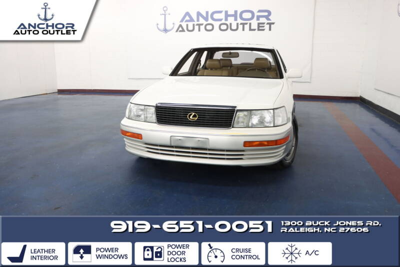 1994 Lexus LS 400 for sale in Raleigh, NC