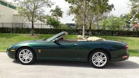 2005 Jaguar XKR for sale at Premier Luxury Cars in Oakland Park FL