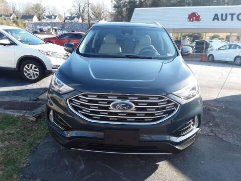 2019 Ford Edge for sale at Auto Villa in Danville VA