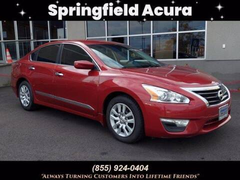 2015 Nissan Altima for sale at SPRINGFIELD ACURA in Springfield NJ