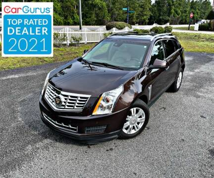 2015 Cadillac SRX for sale at Brothers Auto Sales of Conway in Conway SC