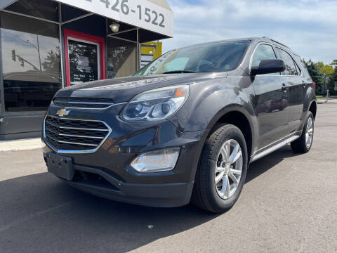 2016 Chevrolet Equinox for sale at Mainstreet Motor Company in Hopkins MN