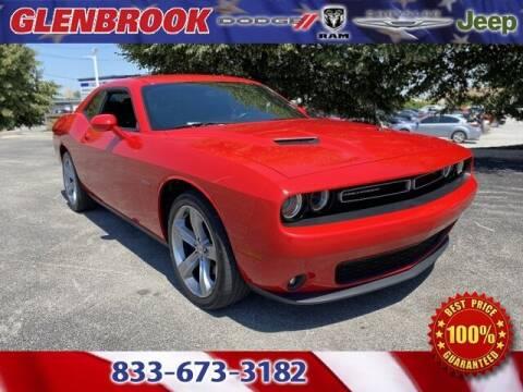 2015 Dodge Challenger for sale at Glenbrook Dodge Chrysler Jeep Ram and Fiat in Fort Wayne IN