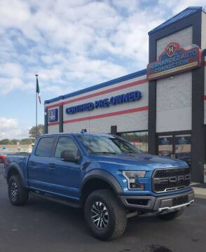 2020 Ford F-150 for sale at Ultimate Auto Deals DBA Hernandez Auto Connection in Fort Wayne IN