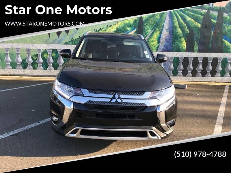 2019 Mitsubishi Outlander for sale at Star One Motors in Hayward CA