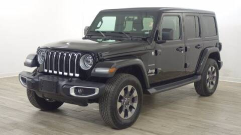 2019 Jeep Wrangler Unlimited for sale at TRAVERS GMT AUTO SALES - Traver GMT Auto Sales West in O Fallon MO
